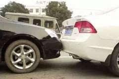 车子被撞凹陷,只要一锅热水就搞定?