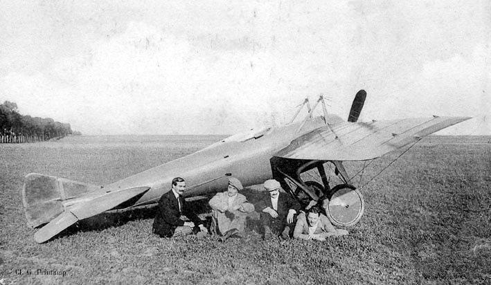 飞机已经有了100多年的历史