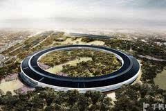 苹果飞船总部将竣工 科幻美图先睹为快