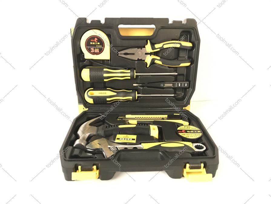 土猫网家用工具10件套及超长球头内六角测评
