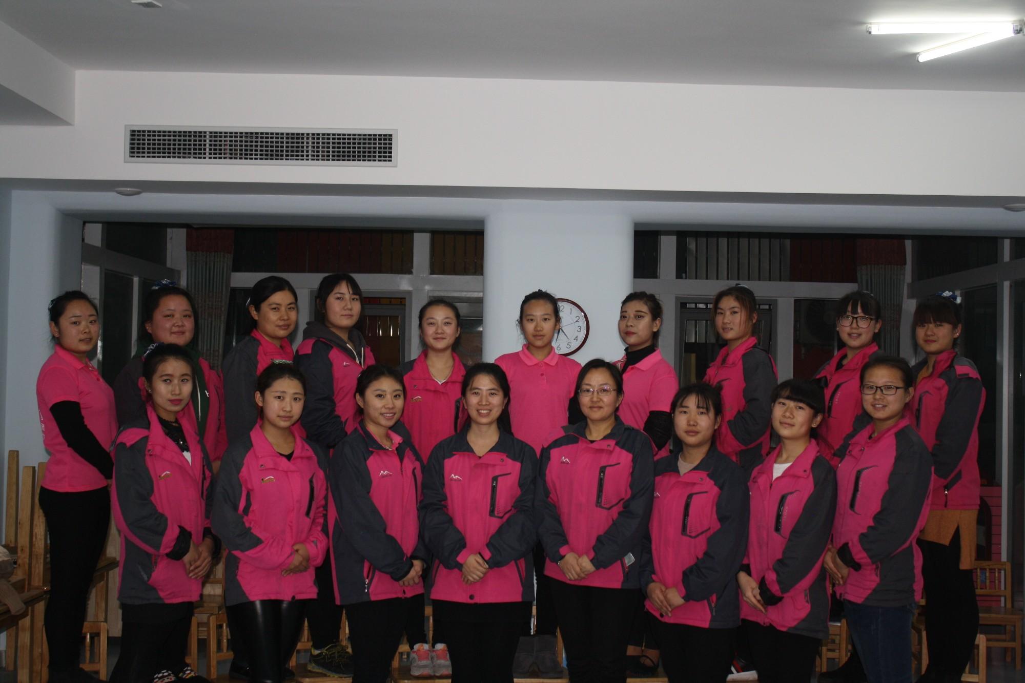 唐山幸福摇篮幼儿园新华贸分园开展教师技能比赛