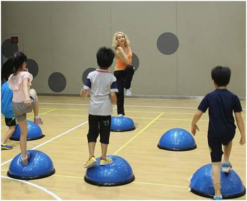 2016年广东省青少年体能训练营