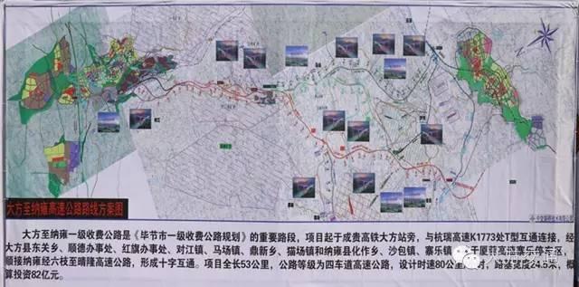 纳雍2030城市规划图