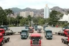 300辆轻、重卡交付 江淮汽车获委内瑞拉军方热捧?