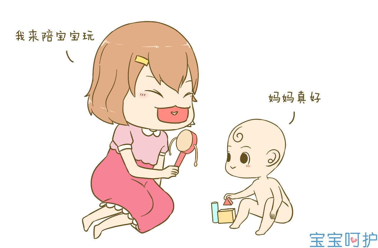 宝宝的这些行为 新妈妈都了解吗