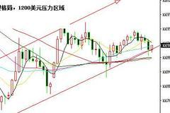 陈志文:黄金白银反弹难掩颓势,原油短期拉升高空