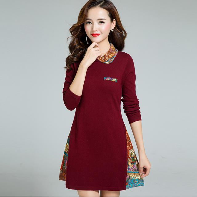 冬天必备的温暖打底羊毛裙,时尚又优雅