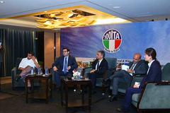 100ITA在京举办首届意大利美食美酒全球巡展