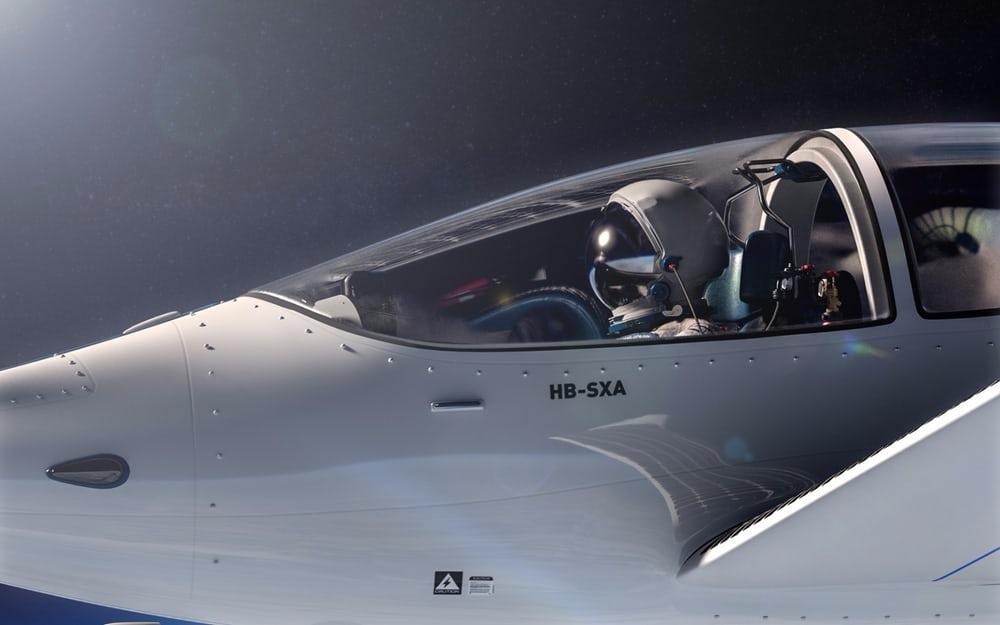 SolarStratos太阳能飞机 - wuwei1101 - 西花社