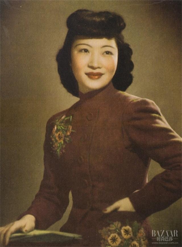 中国服饰专栏|二次元的中国刘海图片
