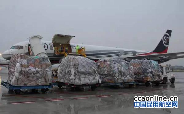 浦东机场与南通机场签约沪通空港物流合作