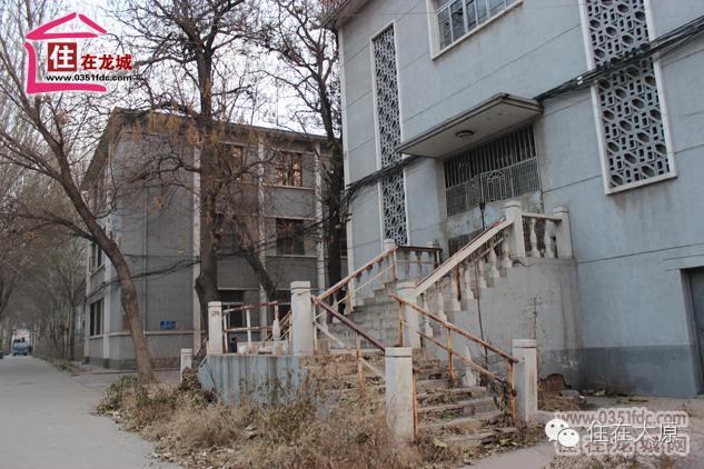 记忆中的母校 太原师范学院旧址 地王 探访