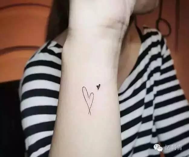 34 款纹身图案,送给第一次纹身的你!
