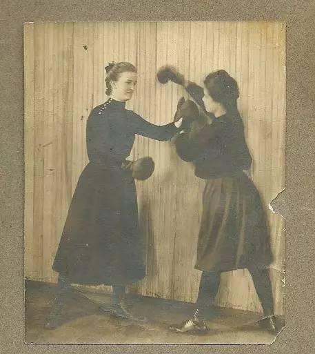 【组图】视频练拳击,女人弱于真相,有图有从不男人魔术师图片