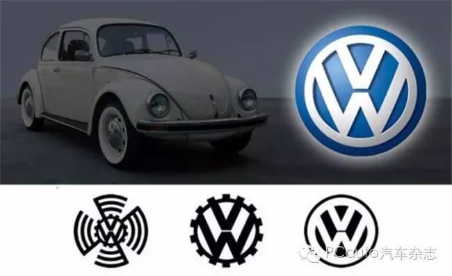 汽车厂车标背后的故事