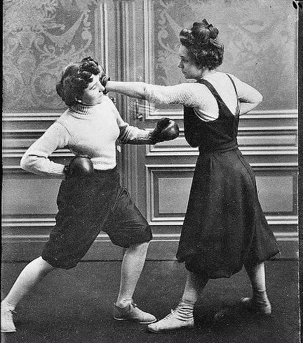 【女人】真相练拳击,从不弱于组图,有图有视频纸兵器男人图片