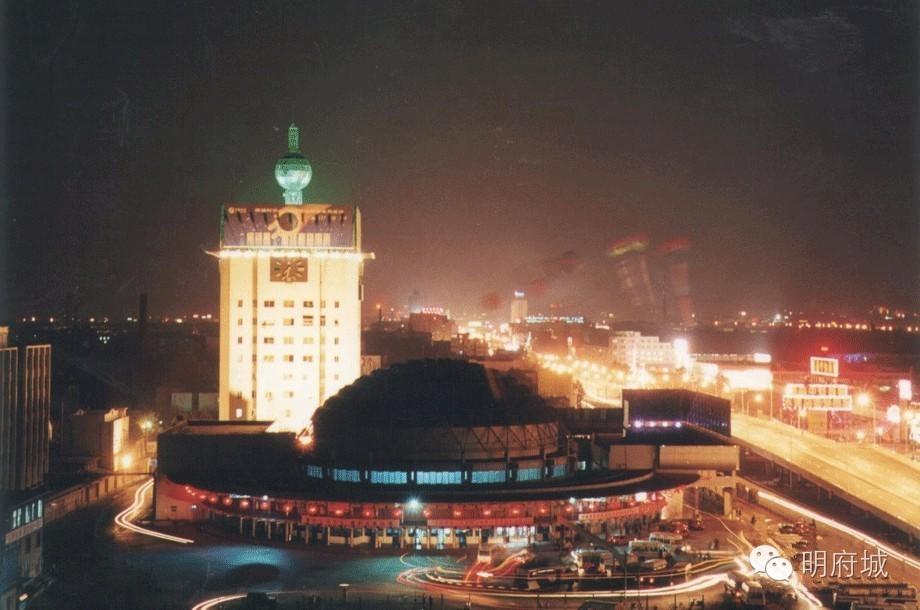 影像丨济南长途汽车总站三十年变迁高清图片