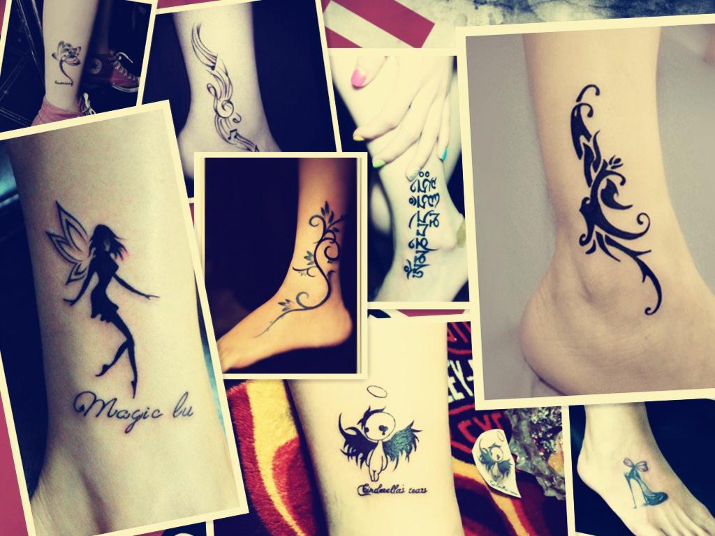 女人最性感的top 5纹身部位(solo tattoo篇)