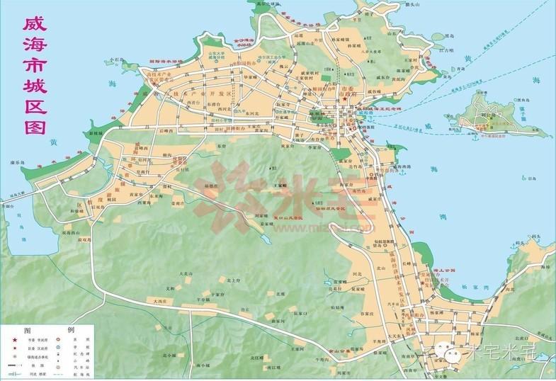 威海蔄山镇GDP_威海职业学院