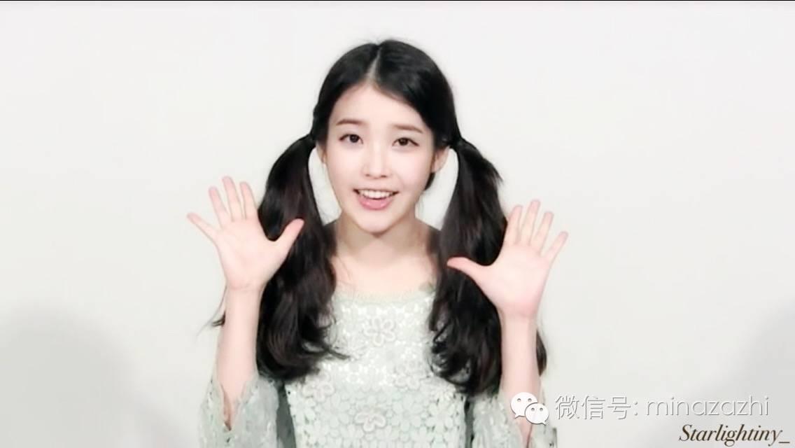 发型|IU国民、穿搭、妆容、表情图集明星妹图带字搞笑怼表情包人图片