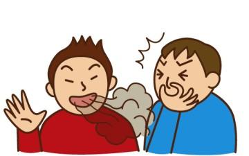 如何预防口臭