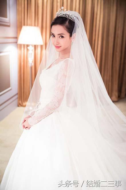 从婚纱-头纱-皇冠,超级唯美有气质哦图片
