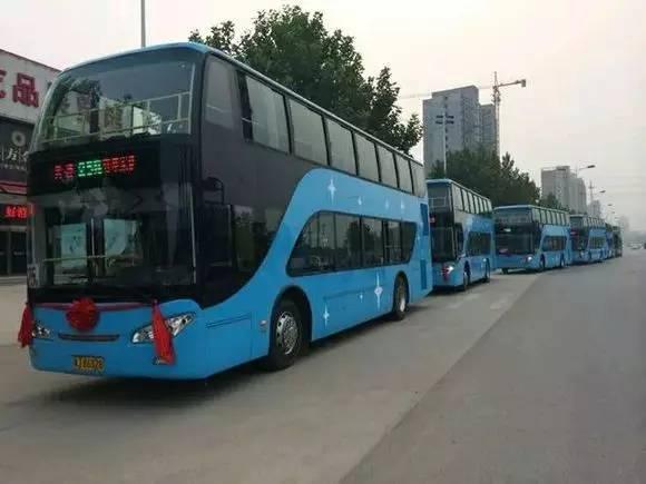 濮阳人注意 两条公交车线路调整了,别坐错车啦