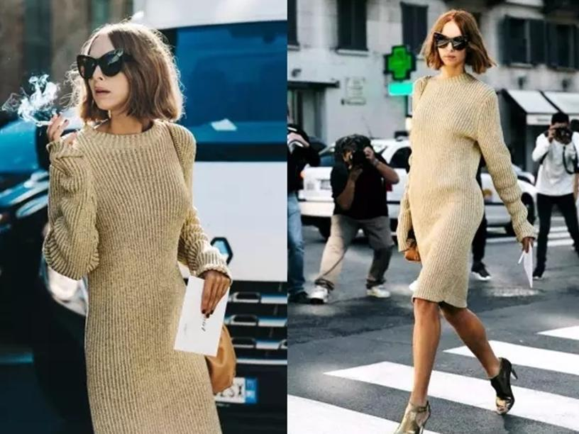 一条针织裙,jumpcn.taobao,让你时髦不掉线