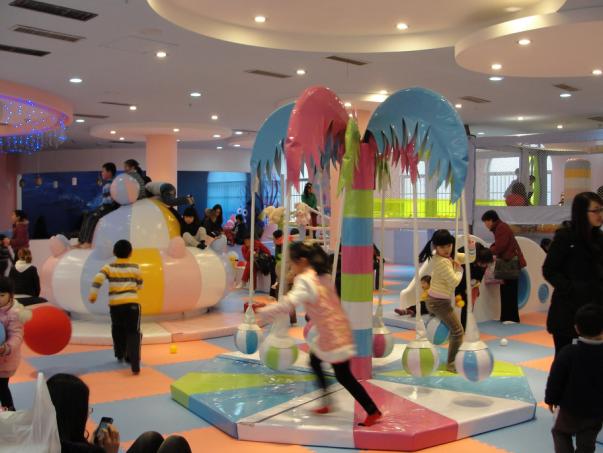 室内儿童乐园怎么做才赚钱