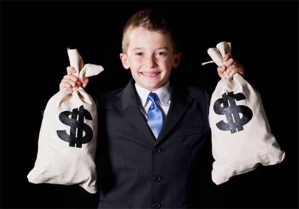 如何培育孩子的理财能力?