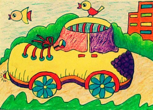 孩子学画画的七大好处