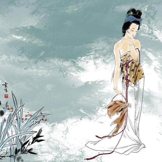西施是中国古代四大美女之首,也是中国第一位女间谍.