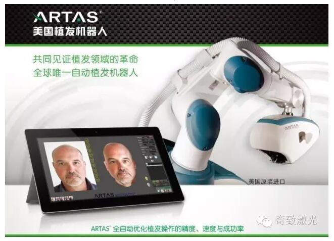 ARTAS植发机器人即将隆重上市 - 免费可用IP代理 - 免费可用IP代理QQ