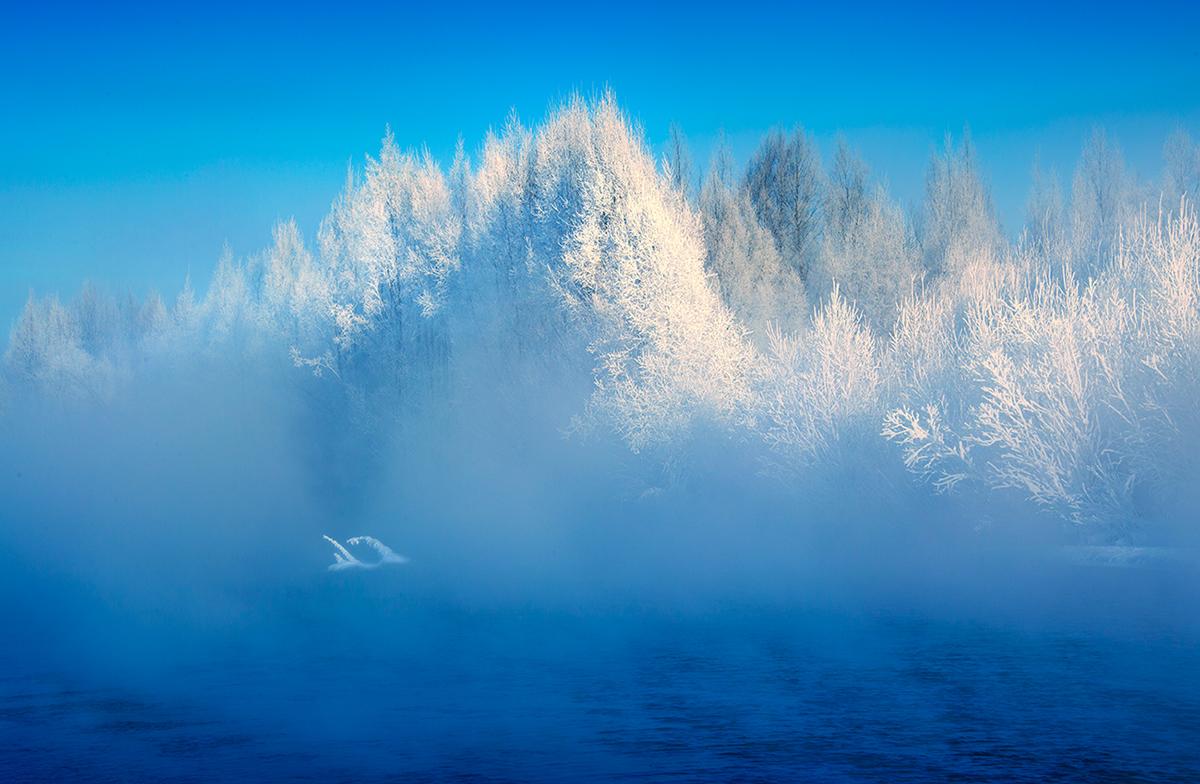 冰雪——最冷小镇