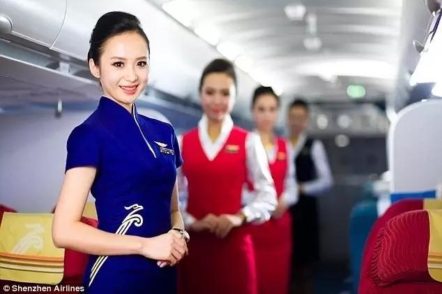 中国姑娘夺世界最美空姐冠军