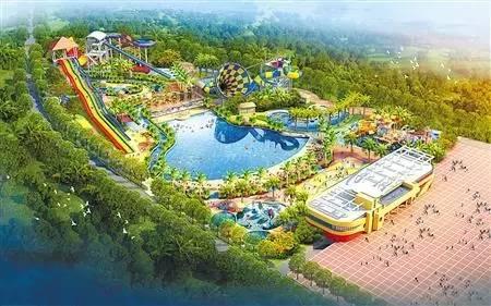 重庆科学公园规划图