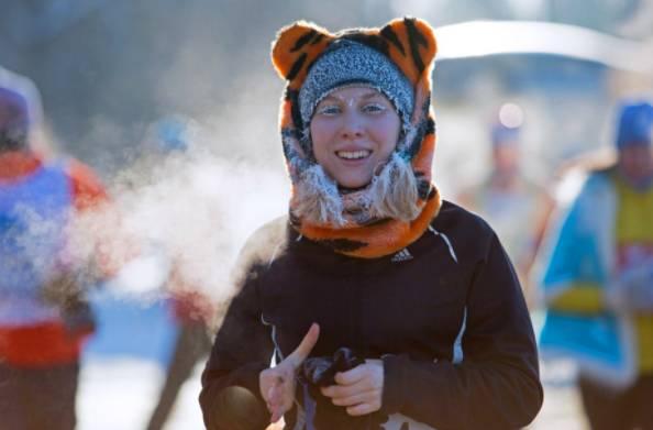 """暖心的补给、雪地的撒欢,跑完还能滑场雪!沈阳冰雪山"""""""