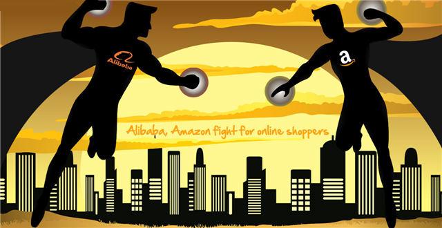 阿里巴巴借来赞达发力 将与亚马逊决战东南亚市场