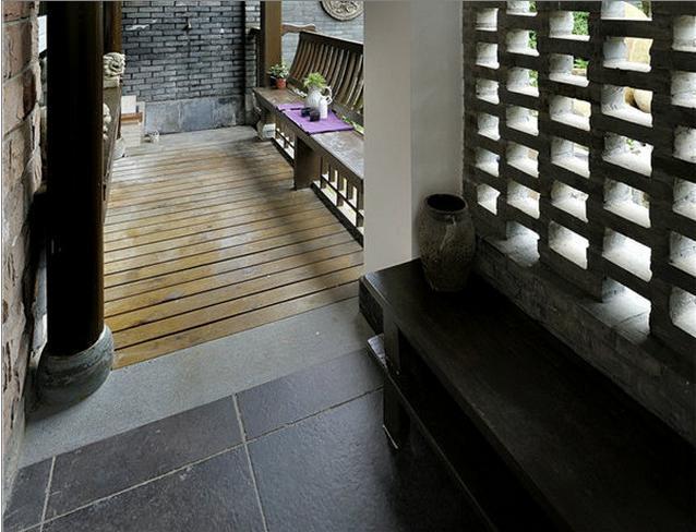 姨妈迷恋《锦绣未央》古装剧,整一300平中式大宅图片