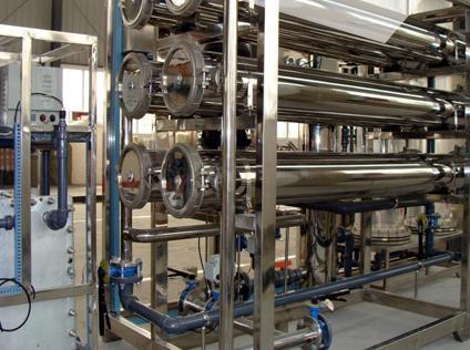 """纯化水设备设计过程重要考虑因素"""""""