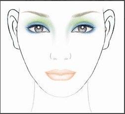 成都半永久适合女生:眉型搭配脸型,你定妆哪一学校high高不高e图片