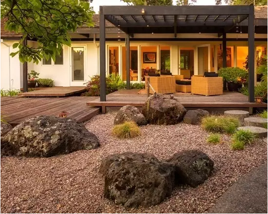 别墅花园设计实景案例鉴赏