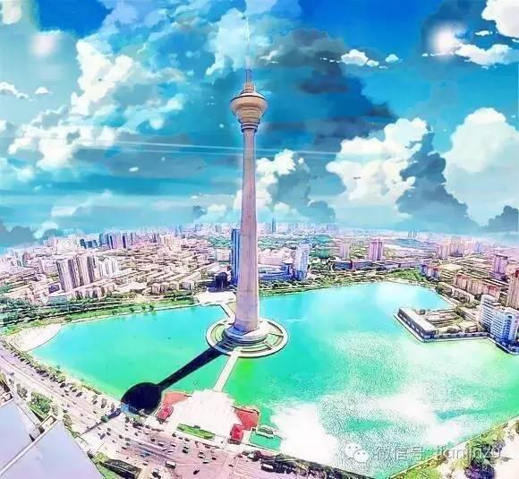 你的名字,我的天津——我不相信手绘津城如此美丽!