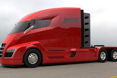 零排放!续航逾千公里的氢燃料电池卡车问世
