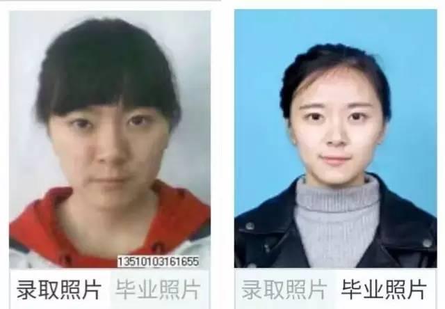 都说大学是开封院,先来看看浙传学生红榜照四证件高中整容图片