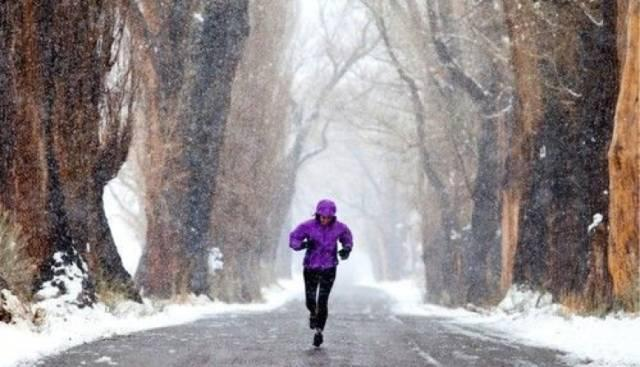 跑步减肥方法图片