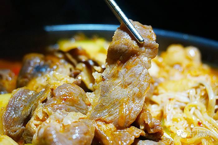 济州岛海鲜锅入侵东门,6种海鲜+13款配菜塞满