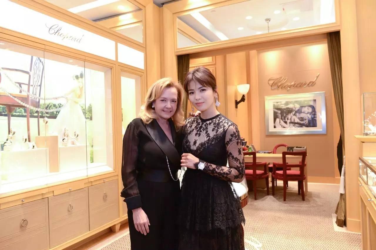 戛纳电影节的金棕榈奖和红毯上的高级珠宝们终于来中国啦