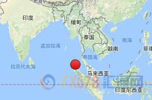 """印尼西北部发生64级强震至少25人死亡数十人失踪"""""""