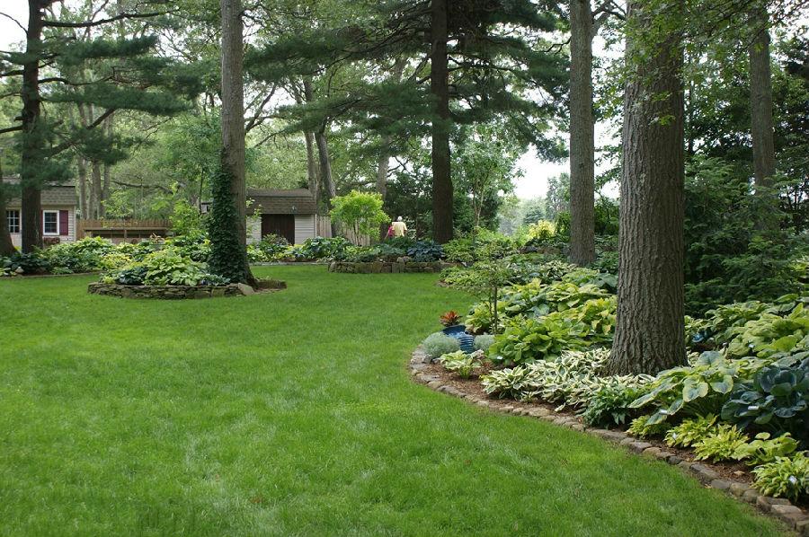 园林景观中园林植物种植设计